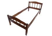 кровать из массива березы или сосны