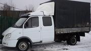 Грузоперевозки по городу, области, России