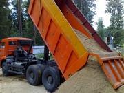 ОПГС,  песок,  щебень – доставка в мешках и навалом.