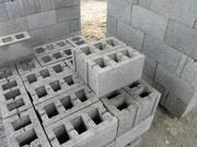 Керамзитобетонные блоки.