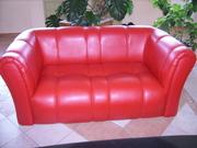 Перетяжка. Обивка  мягкой мебели. 89040429955