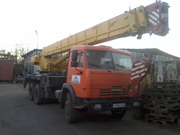 Аренда Автокранов от 16 до 25 тонн,  техника новая.