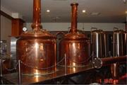 хорошее пивное оборудование, пивная промышленность, разное вкусное пиво