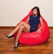 Кресло мешок,  кресло груша,  бескаркасная мебель. Интернет магазин