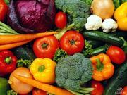 Крупная оптовая компания реализует свежие овощи
