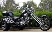 250cc Road Warrior 3 колесный Chopper
