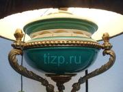 Антикварные лампы ,  светильники ,  люстры ,  настенные бра.