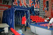 Ворота футбольные профессиональные,  волейбол,  теннис