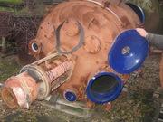 Продам реактор эмалированный V=2, 5 м3