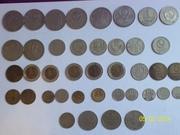 Продаю монеты состояние нормальное