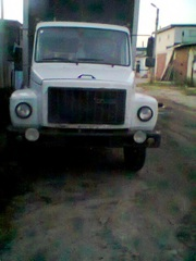 Перевозки по РФ  на ГАЗ 3309 фургон  до 5 тонн  10 евро паллет