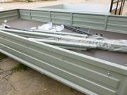Бортовая платформа кузов ГАЗ 330202 Некст удлиненная