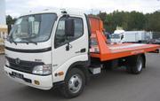 Эвакуаторные платформы на базе Hyundai и других марок