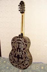 продам гитару нижегородского мастера