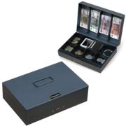 Ящик для денег,  ценностей,  документов,  печатей BRAUBERG 80*195*290мм,