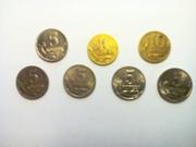 Российские монеты 2003 г .