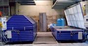 Пресс вакуумные сушильные камеры для термообработки древесины.