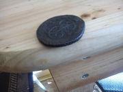монета,  5 копеек 1794г. медная