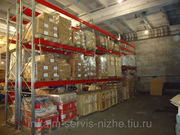 Ответственое хранение грузов в Нижнем Новгороде,  кросс-докинг,  обработка грузов