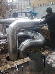 работы по теплоизоляции