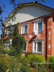 Продается дом 192 кв.м. на участке 28 соток в Лысковском районе