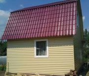 Строительство домов и баней под ключ