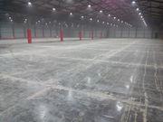 Промышленные бетонные обеспыленные полы