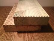 Импрегнированная древесина.