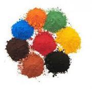 Красящие пигменты Iron Oxide и железоокисные пигменты