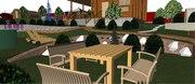 Ландшафтный дизайн участка с 3Д визуализацией