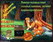 Ремонт газовых и электро плит в Нижнем Новгороде