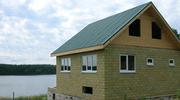 Продам дом на берегу реки