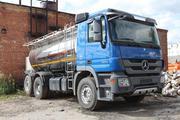 Автоцистерна для перевозки пищевых продуктов MERCEDES-BENZ-2532