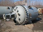 Продаю реактора эмалированные объемом  6, 3м3