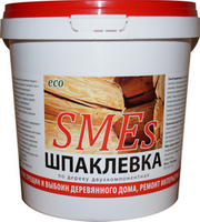 Продаю шпаклевку по дереву SMEs