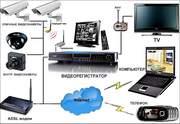 Электронный системы безопасности продажа,  монтаж,  обслуживание