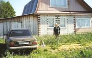 Продажа земельного участка с домом для ЛПХ.