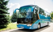 Пассажирские перевозки автобусами от 6 до 52 посадочных мест.