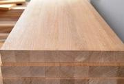 Мебельный щит,  Ступени из Дуба Бука Ясеня 20, 40 мм