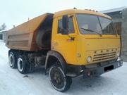 Вывоз мусора,  снега