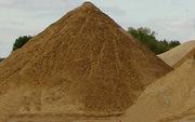 Песок (речной,  карьерный),  щебень,  гравмасса