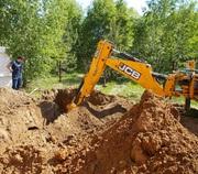 Комплекс подготовка участка под строительство