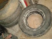продам комплект колес от автомобиля Таврия
