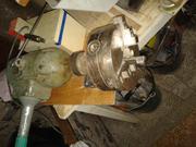 Продаем самодельный токарный станок созданный на основе дрели ИЭ1015