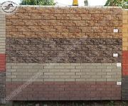 Фасадные панели,  плитка и бетонный цокольный сайдинг