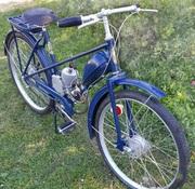 Продаю мотовелосипед   В - 902    1960 г лвз ретро