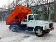 Вывоз мусора Камаз самосвал в Нижнем Новгороде