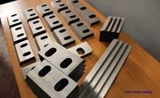 Ножи для гильотин на складе в Туле. Ножи для Н3121, Н3118, НК3416 гильот