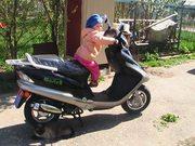 Продается скутер Honling