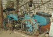 Продаю ретро-мотоцикл М72 1956 г.в.